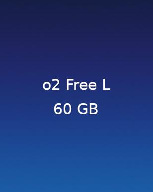 2 für 1 Aktionstarif O2 Free L 60GB