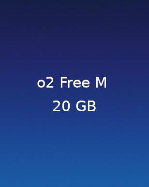 2 für 1 Aktionstarif O2 Free M 20GB