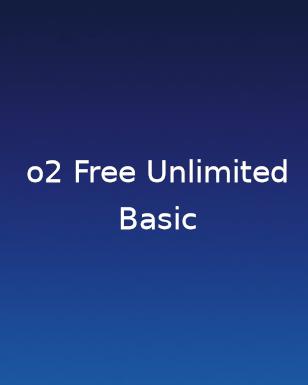 2 für 1 Aktionstarif O2 Free Unlimited Basic