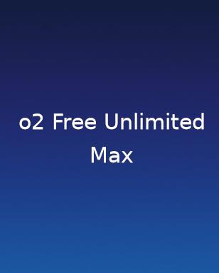 2 für 1 Aktionstarif O2 Free Unlimited Max
