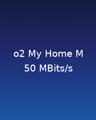 O2 My Home M 50MBit/s (DSL/Kabel/LTE)