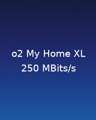 O2 My Home XL 250MBit/s (DSL/Kabel/LTE)