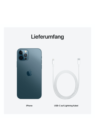Apple iPhone 12 Pro mit Vertrag O2 Free M mit 20 GB