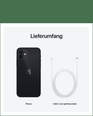 Apple iPhone 12 mini mit Vertrag O2 Free M mit 20 GB