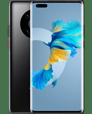 Huawei Mate 40 Pro mit Vertrag O2 Free M mit 20 GB