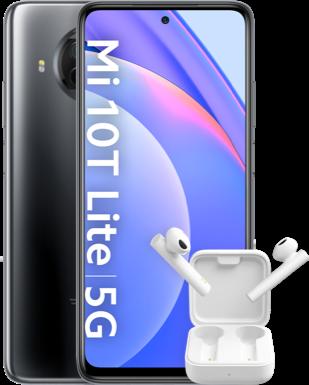 Xiaomi Mi 10T Lite mit Vertrag O2 Free M mit 20 GB