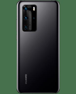 Huawei P40 Pro mit Vertrag O2 Free M mit 20 GB
