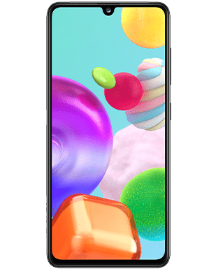 Samsung Galaxy A41 mit Vertrag O2 Free M mit 20 GB
