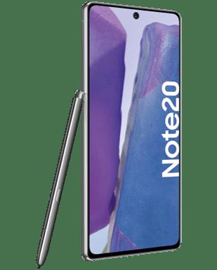 Samsung Galaxy Note20 mit Vertrag O2 Free M mit 20 GB