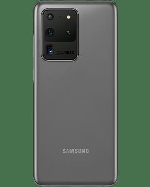 Samsung Galaxy S20 Ultra 5G mit Vertrag O2 Free M mit 20 GB
